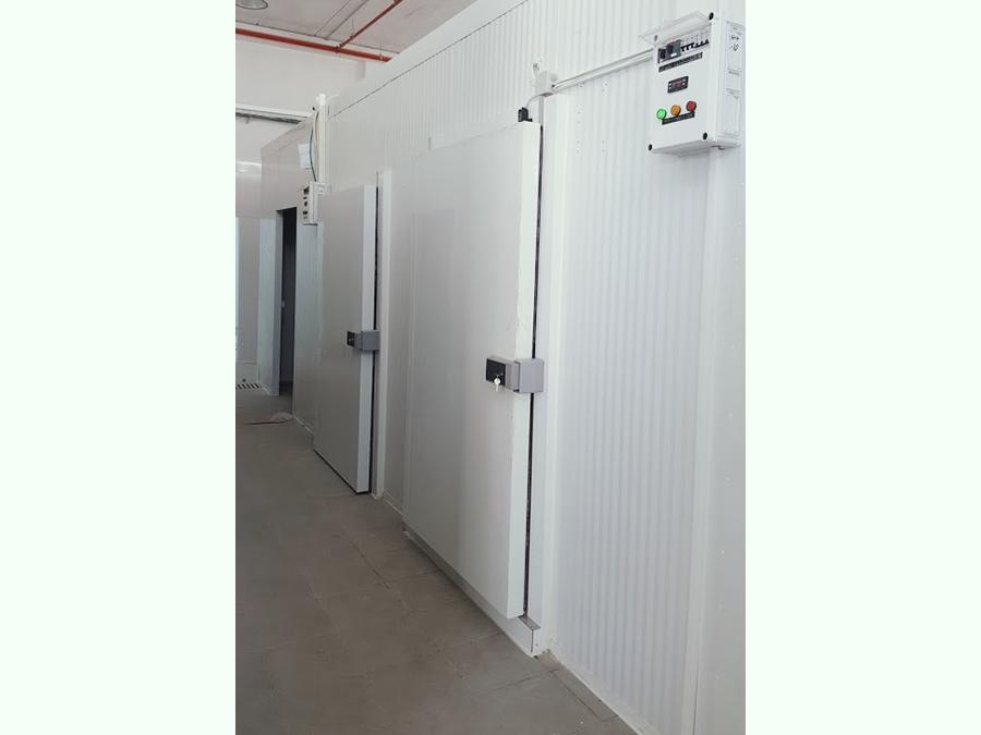 חדרי קירור למפעלים